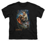 Youth: The Hobbit: The Desolation of Smaug - Thranduil's Realm T-shirts