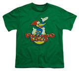 Youth: Woody Woodpecker - Loco T-shirts
