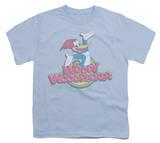 Youth: Woody Woodpecker - Retro Fade T-shirts