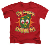 Youth: Gumby - Darn It T-Shirts