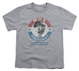 Youth: The Three Stooges - Moe For President T-shirts