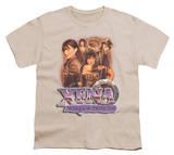 Youth: Xena: Warrior Princess - Princess Collage Shirts