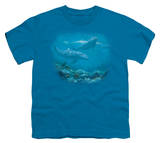 Youth: Wildlife - Bottlenosed Dolphins Shirts