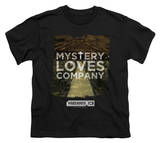 Youth: Warehouse 13 - Mystery Loves T-Shirt