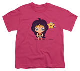 Youth: Wonder Woman - Cute Wonder Woman Shirt