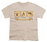 Youth: The Princess Bride - Three Terrors T-shirts