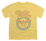 Youth: Wonder Woman - Faded Wonder T-Shirt