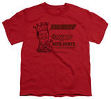 Youth: Tommy Boy - Zalinsky Auto Shirt