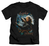 Juvenile: The Hobbit: The Desolation of Smaug - Knives T-Shirt