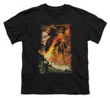 Youth: The Hobbit: The Desolation of Smaug - Golden Chamber T-Shirt