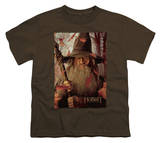Youth: The Hobbit: An Unexpected Journey - Gandalf Poster Shirts