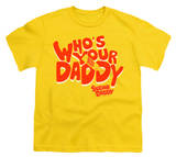 Youth: Sugar Daddy - Who's Your Daddy T-Shirt
