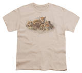Youth: Wildlife - Lion Cubs T-shirts