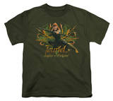 Youth: The Hobbit - Tauriel T-shirts