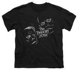 Youth: The Twilight Zone - Strange Faces T-shirts