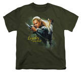 Youth: The Hobbit - Legolas Greenleaf T-shirts