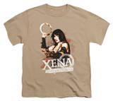 Youth: Xena: Warrior Princess - Princess T-shirts