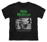 Youth: War Of The Worlds - Attack People Poster T-shirts