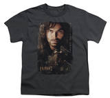 Youth: The Hobbit: The Desolation of Smaug - Kili Poster T-shirts