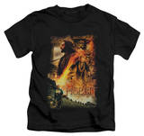Juvenile: The Hobbit: The Desolation of Smaug - Golden Chamber T-shirts