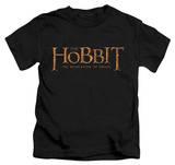 Juvenile: The Hobbit: The Desolation of Smaug - Logo T-shirts