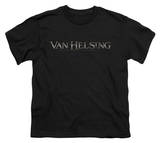 Youth: Van Helsing - Logo T-shirts