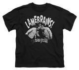 Youth: The Three Stooges - Lamebrains Shirts
