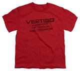 Youth: Vertigo - Tagline Logo Shirts