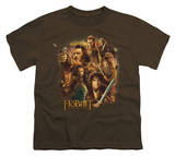 Youth: The Hobbit: The Desolation of Smaug - Middle Earth Group T-shirts