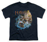 Youth: The Hobbit: The Desolation of Smaug - Barreling Down T-Shirt