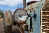 Tractor Photographic Print by Oleg Znamenskiy