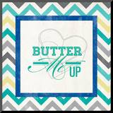 Butter Me Up Mounted Print