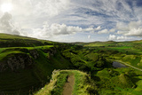 180 Degree Panorama Shot of the Scottish Highlands Posters by  unkreatives