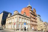 Buildings Details, Glasgow, Scotland, UK Photographic Print by  meunierd