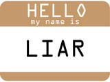 My Name Is Liar Print