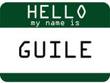 My Name Is Guile Prints