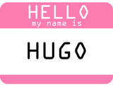 My Name Is Hugo Prints