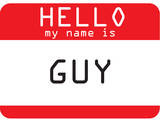My Name Is Guy Posters