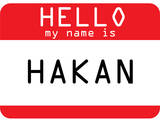 My Name Is Hakan Art
