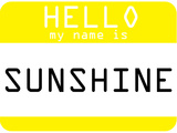 My Name Is Sunshine Photo