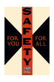 Safety for You, for All Art by  Carken