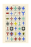 Crosses Prints by Hugh Clark