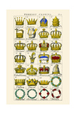 Foreign Crowns Prints by Hugh Clark