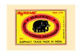 Rajani Elephant Trade Art