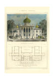 Persian Pavillion Posters by Richard Brown