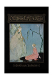 Old French Fairy Tales Posters by Virginia Frances Sterrett
