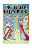 Blue Fairy Book Posters by Frederick Richardson