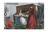 Playing the Piano Once More Prints by Charles Butler