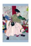 Dragon King's Palace Posters by Taiso Yoshitoshi
