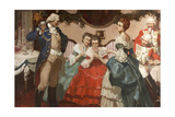 Christmas 1776 Prints by Mead Schaeffer